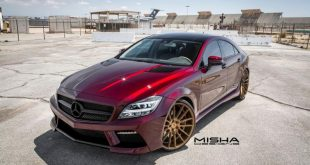 misha designs takes a look back at its mercedes benz cls body kit 11 310x165 Fertig   Misha Designs Bodykit für den Ferrari 488 GTB