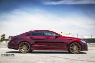misha designs takes a look back at its mercedes benz cls body kit 4 190x127 Mercedes Benz CLS Body Kit vom Tuner Misha Design