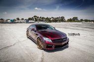 misha designs takes a look back at its mercedes benz cls body kit 6 190x127 Mercedes Benz CLS Body Kit vom Tuner Misha Design