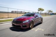misha designs takes a look back at its mercedes benz cls body kit 7 190x127 Mercedes Benz CLS Body Kit vom Tuner Misha Design