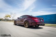 misha designs takes a look back at its mercedes benz cls body kit 9 190x127 Mercedes Benz CLS Body Kit vom Tuner Misha Design