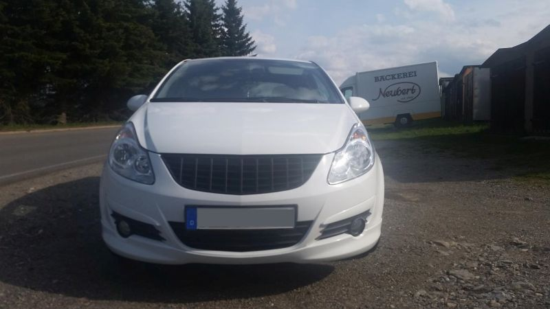 opel corsa pin stripe 1 Summer Time Solarplexius Suns and privacy