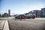 prior design ferrari 458 tuning new 4 190x126 Ferrari 458 Italia von Prior Design mit ADV.1 Wheels Alufelgen