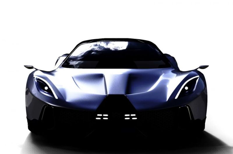 psc motors sp 200 plug in hybrid tuning 1 PSC Motors plant ein 1.700 PS Plug in Hybrid Hypercar