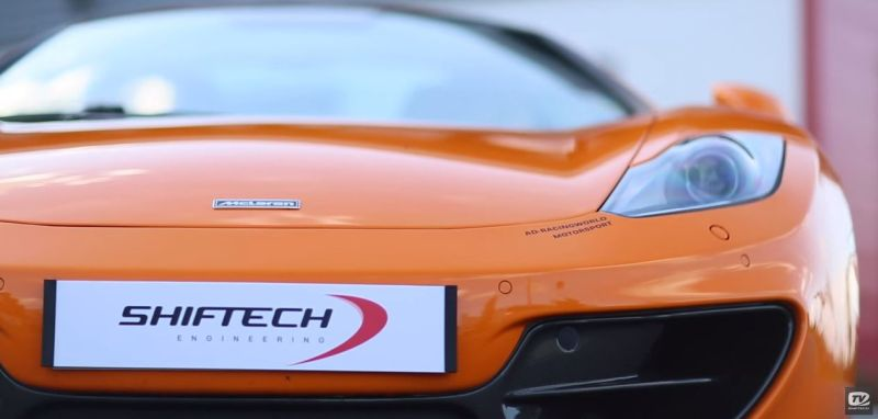 shiftech mc12 new tuning 1 ShifTech Tuning mit 704 PS im McLaren 12C