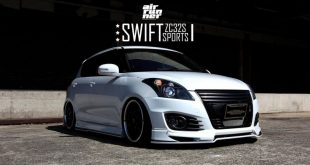 suzuki swift sport looks cool with beli kit 1 310x165 Suzuki Swift Sport mit BELi Kit und AirRide Fahrwerk