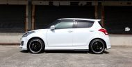 suzuki swift sport looks cool with beli kit 3 190x97 Suzuki Swift Sport mit BELi Kit und AirRide Fahrwerk
