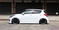 suzuki swift sport looks cool with beli kit 5 190x97 Suzuki Swift Sport mit BELi Kit und AirRide Fahrwerk