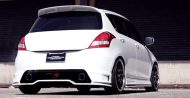 suzuki swift sport looks cool with beli kit 7 190x98 Suzuki Swift Sport mit BELi Kit und AirRide Fahrwerk