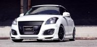 suzuki swift sport looks cool with beli kit 8 190x92 Suzuki Swift Sport mit BELi Kit und AirRide Fahrwerk