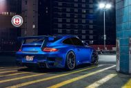 techart porsche 997 turbo s hre 05 190x127 Techart Porsche 997 Turbo S mit HRE Performance Wheels