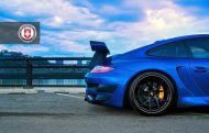 techart porsche 997 turbo s hre 08 190x121 Techart Porsche 997 Turbo S mit HRE Performance Wheels