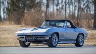 this c2 corvette is powered by a 460 hp lt1 v8 1 190x107 Chevrolet Corvette Typ C2 mit 460 PS LT1 V8 aus der C7