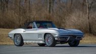 this c2 corvette is powered by a 460 hp lt1 v8 12 190x107 Chevrolet Corvette Typ C2 mit 460 PS LT1 V8 aus der C7
