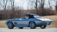 this c2 corvette is powered by a 460 hp lt1 v8 3 190x107 Chevrolet Corvette Typ C2 mit 460 PS LT1 V8 aus der C7