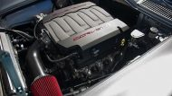 this c2 corvette is powered by a 460 hp lt1 v8 7 190x107 Chevrolet Corvette Typ C2 mit 460 PS LT1 V8 aus der C7
