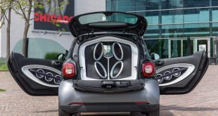 this smart fortwo is your pocket disco 2 310x165 Fahrender I Pod? Fast   Smart ForTwo mit 5720 Watt
