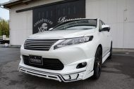 tuned toyota harrier by rowen looks like a sporty lexus rx 1 190x127 Rowen International macht den Toyota Harrier zum Lexus RX