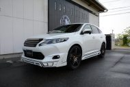 tuned toyota harrier by rowen looks like a sporty lexus rx 3 190x127 Rowen International macht den Toyota Harrier zum Lexus RX