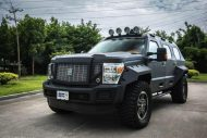 ussv ford f450 tuning 4 190x127 Ford F 450 Super Duty getunt zum G. Patton Rhino GX