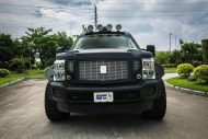 ussv ford f450 tuning 5 190x127 Ford F 450 Super Duty getunt zum G. Patton Rhino GX