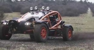 video ariel nomad off-road rally 310x165 Video: Ariel Nomad Off-Road Rally from Top Gear