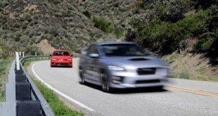 video vergleich volkswagen golf 310x165 Video: Vergleich   Volkswagen Golf R gegen den Subaru WRX STI AWD
