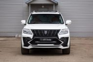 white lexus lx 570 with larte tuning kit 9 190x127 Lexus LX 570 mit Larte Design Alligator Tuning Kit