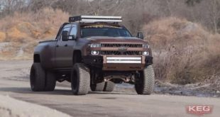 002 Recluse 2015 Chevy Duramax Dually tuning 9 310x165 2015er Chevrolet Silverado HD als Big Mäc Version