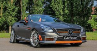 10257207 850225688365002 3613094698736170187 o 310x165 Carlsson CSK55 Tuning auf Basis des Mercedes Benz SLK