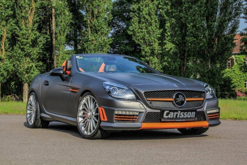 10257207 850225688365002 3613094698736170187 o Carlsson CSK55 Tuning auf Basis des Mercedes Benz SLK