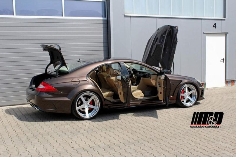 10474088 940763132612268 8917444411080989914 o M&D exclusive cardesign   Mercedes CLS AMG 55 PD63