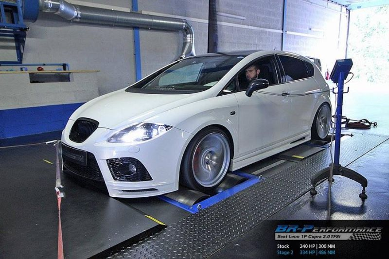 seat leon 1p cupra 2 0 tfsi mit 351 ps dank br performance. Black Bedroom Furniture Sets. Home Design Ideas