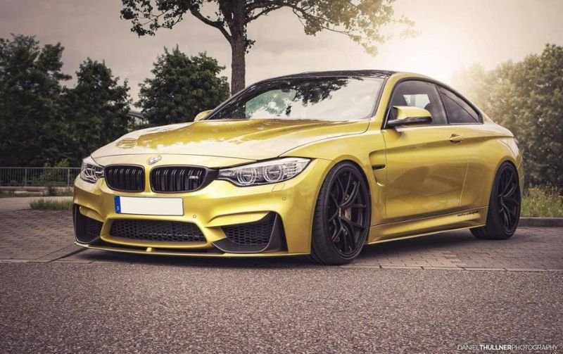 tvw car design tunt den bmw m4 f82 mit bbs kw fahrwerk. Black Bedroom Furniture Sets. Home Design Ideas