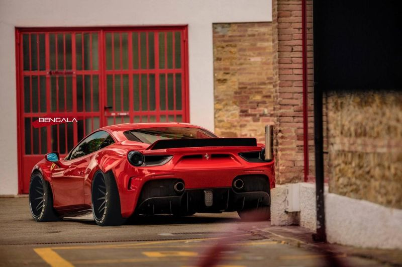 11336964 881244788615925 7619587243508161270 o Extreme LB Ferrari 458 Alternative von Bengala Design