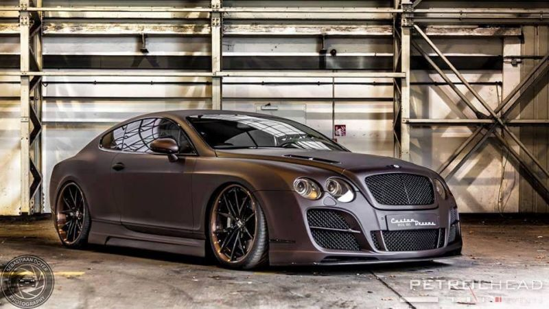 11392915 8503269183362354328997997 n Bentley Continental GT mit Prior Design PD Bodykit