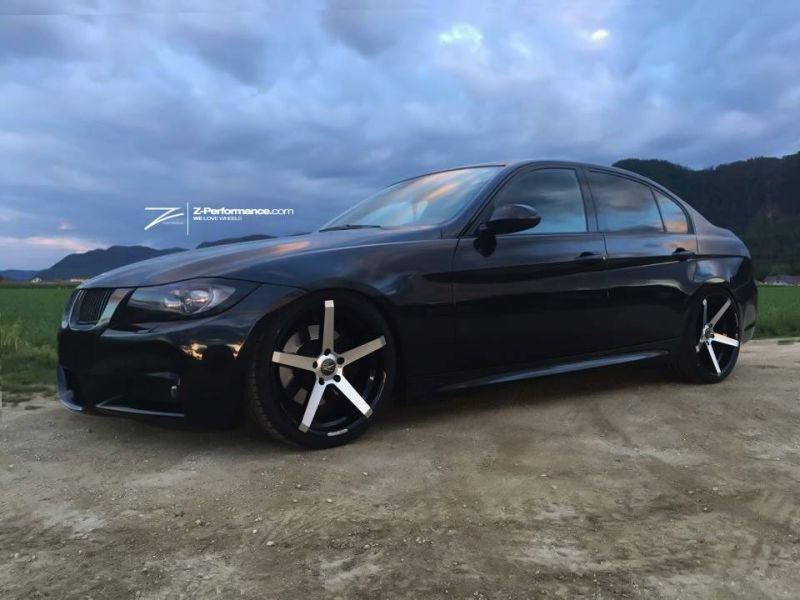 11402754 689602364478516 9197864073187635152 n BMW 3er E90 mit Z Performance ZP.SIX Felgen in 19 Zoll