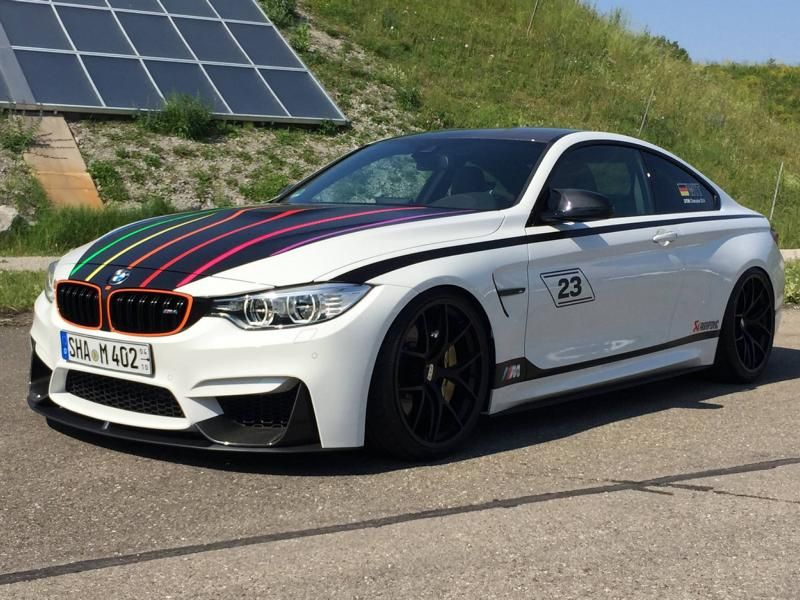 11406098 755735577870241 5726012383147688613 o BMW M4 Marco Wittmann Champions Edition getunt bei TVW