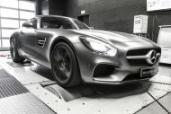 11415498 10153268518526236 2614222917311654953 o 190x127 Mcchip DKR zaubert 590 PS / 750 NM in den Mercedes AMG GT