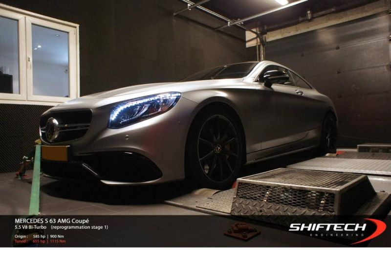 11537530 875723742463421 1279394416766724183 o Mercedes S63 AMG Coupe mit 655 PS   Tuning by Shiftech