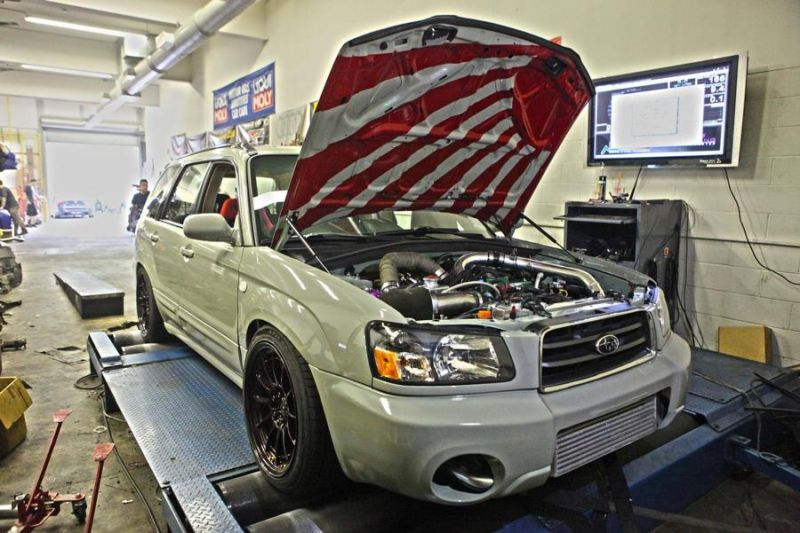 11537621 10153367453024054 6686480129330934521 o Subaru Forester von COBB Tuning mit GT R Power