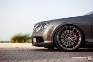 11705458 868167099887729 7300259588334621882 o 190x127 Bentley GTC Convertible mit 22 Zoll HRE Wheels Alus