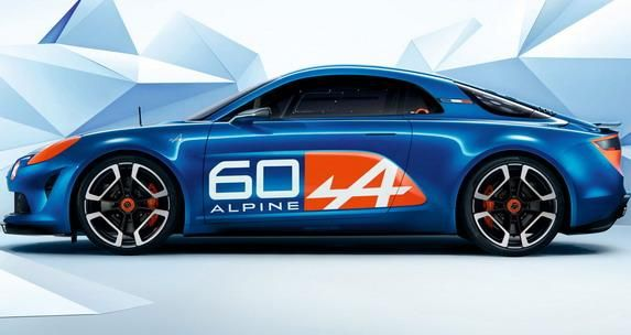 132656 alpine new 61 Concept Car von Renault   Der Alpine Celebration