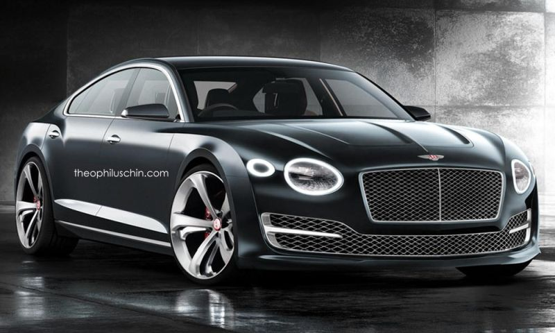 82098729 theophiluschin rendering 1 X Tomi Design schneidet den Bentley EXP10 Speed 6 auf!