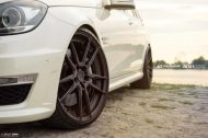 ATT Tec Mercedes C63 AMG On ADV5.2 MV2 CS By ADV.1 Wheels 6 190x126 Mercedes Benz C63 AMG mit 20 Zoll ADV.1 Wheels Alufelgen