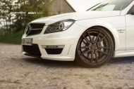 ATT Tec Mercedes C63 AMG On ADV5.2 MV2 CS By ADV.1 Wheels 7 190x127 Mercedes Benz C63 AMG mit 20 Zoll ADV.1 Wheels Alufelgen