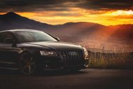 Audi A5 3.0 TDI Supersprint Tuning 5 190x127 Schwarzer Audi A5 3.0 TDI mit Supersprint Auspuffanlage