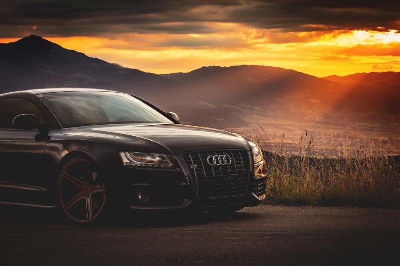 audi a5 3 0 tdi supersprint tuning 5 magazin. Black Bedroom Furniture Sets. Home Design Ideas