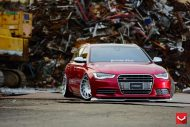 Audi S6 On VLE1 By Vossen Wheels tuning 2 190x127 Audi A6 S6 4G mit Vossen Wheels Alufelgen Typ VLE 1