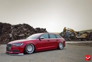 Audi S6 On VLE1 By Vossen Wheels tuning 4 190x127 Audi A6 S6 4G mit Vossen Wheels Alufelgen Typ VLE 1